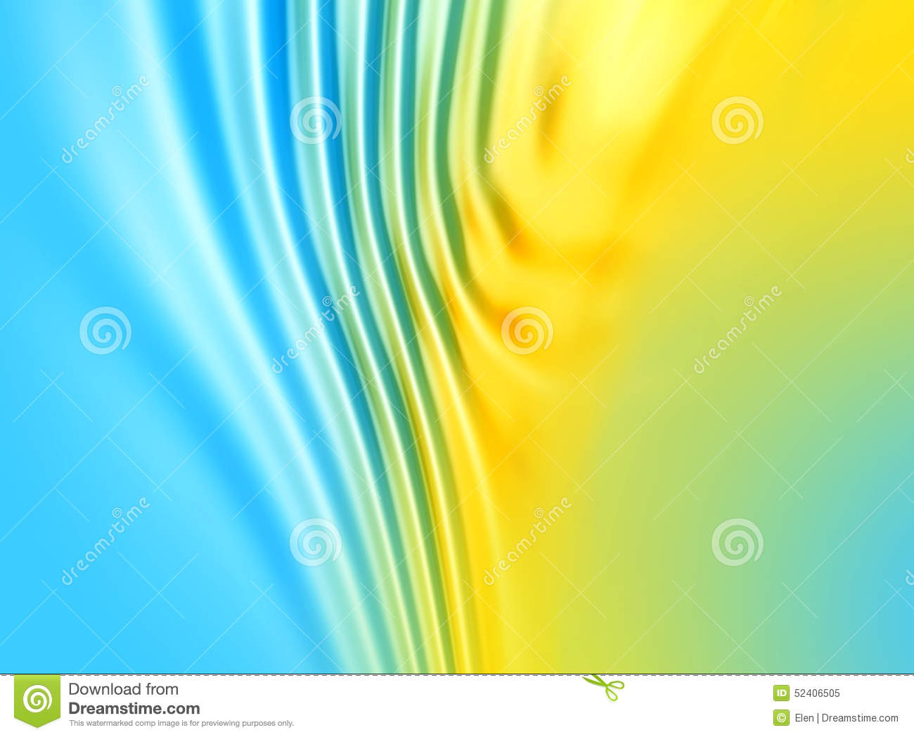 blue and yellow background fo design stock illustration