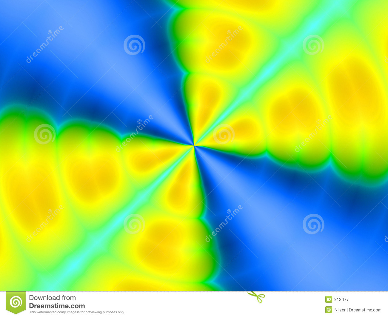 blue yellow background wallpaper royalty free stock