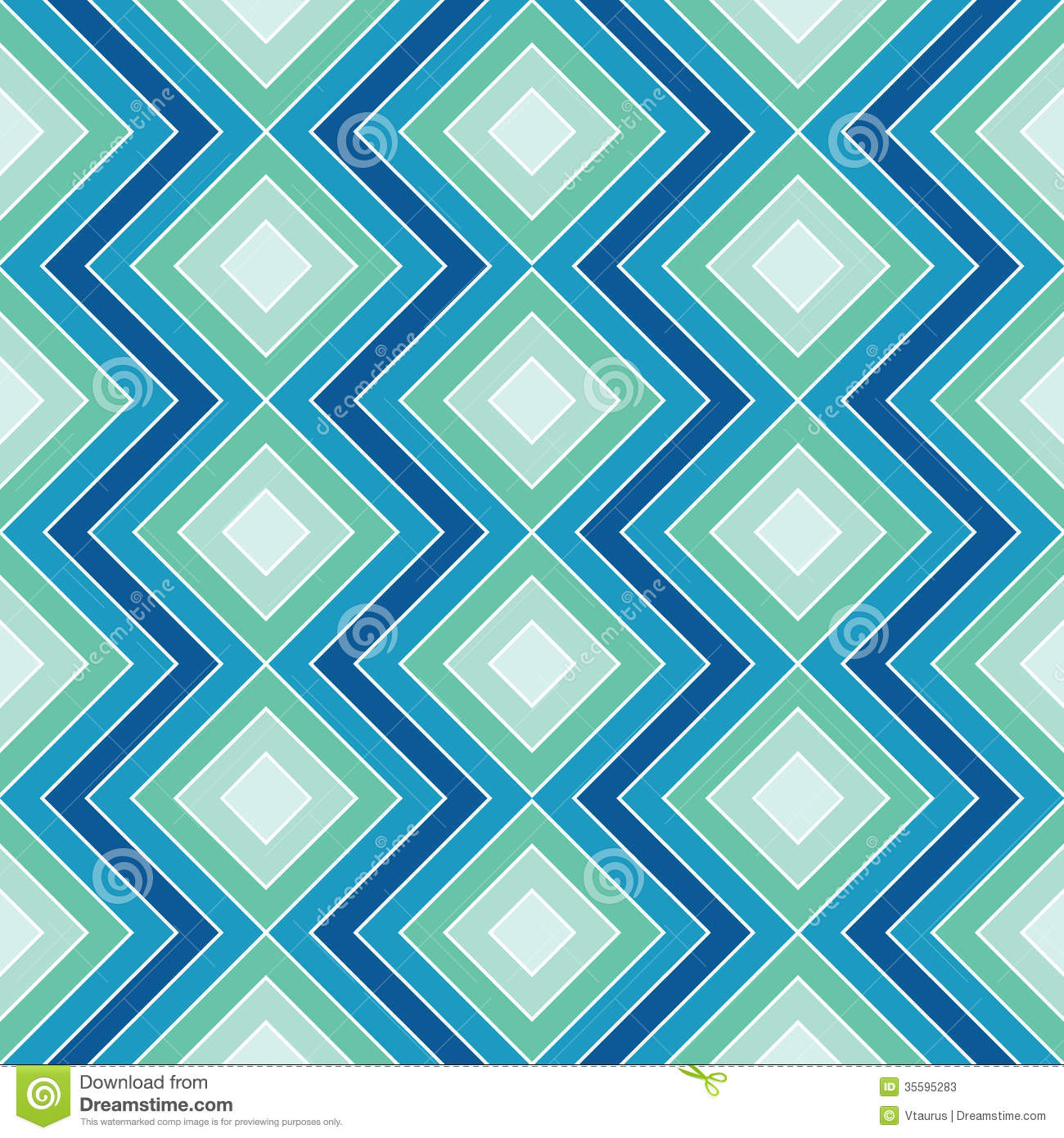 Line Drawing Of Zig Zag : Blue zigzag stock vector image of simple retro