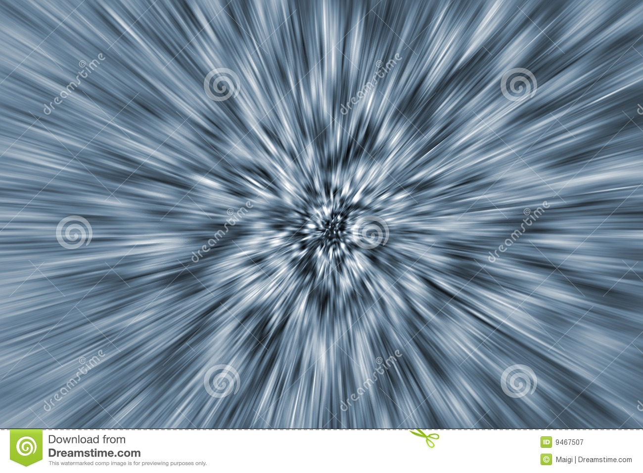 Zooming Lights Background Stock Photo - Image: 8688810