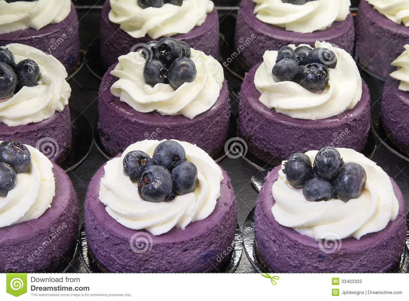 Blueberry Icing Recipe For Cake