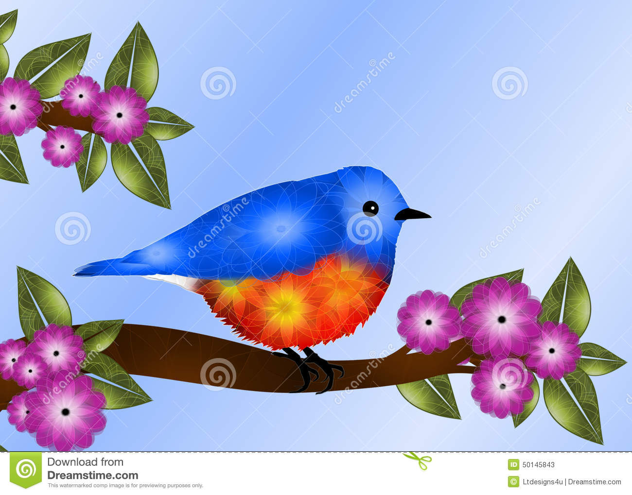 Bluebird Greeting Cards Images Greetings Card Design Simple