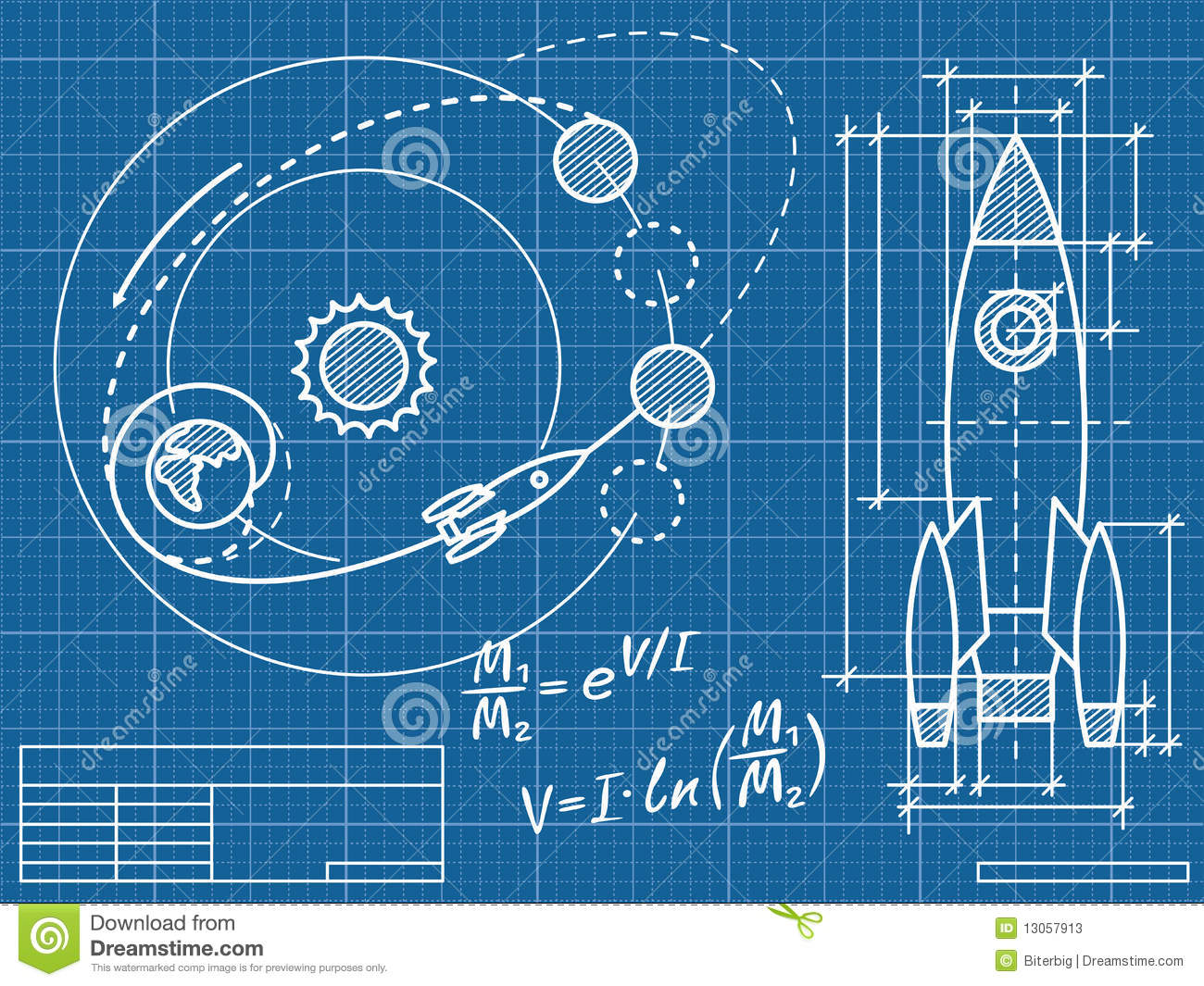Blueprint stock photos image 13057913 for How to find blueprints of a house