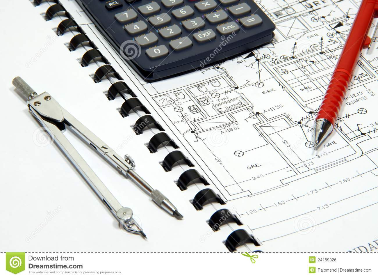 Blueprint royalty free stock image image 24159026 for Blueprint estimator