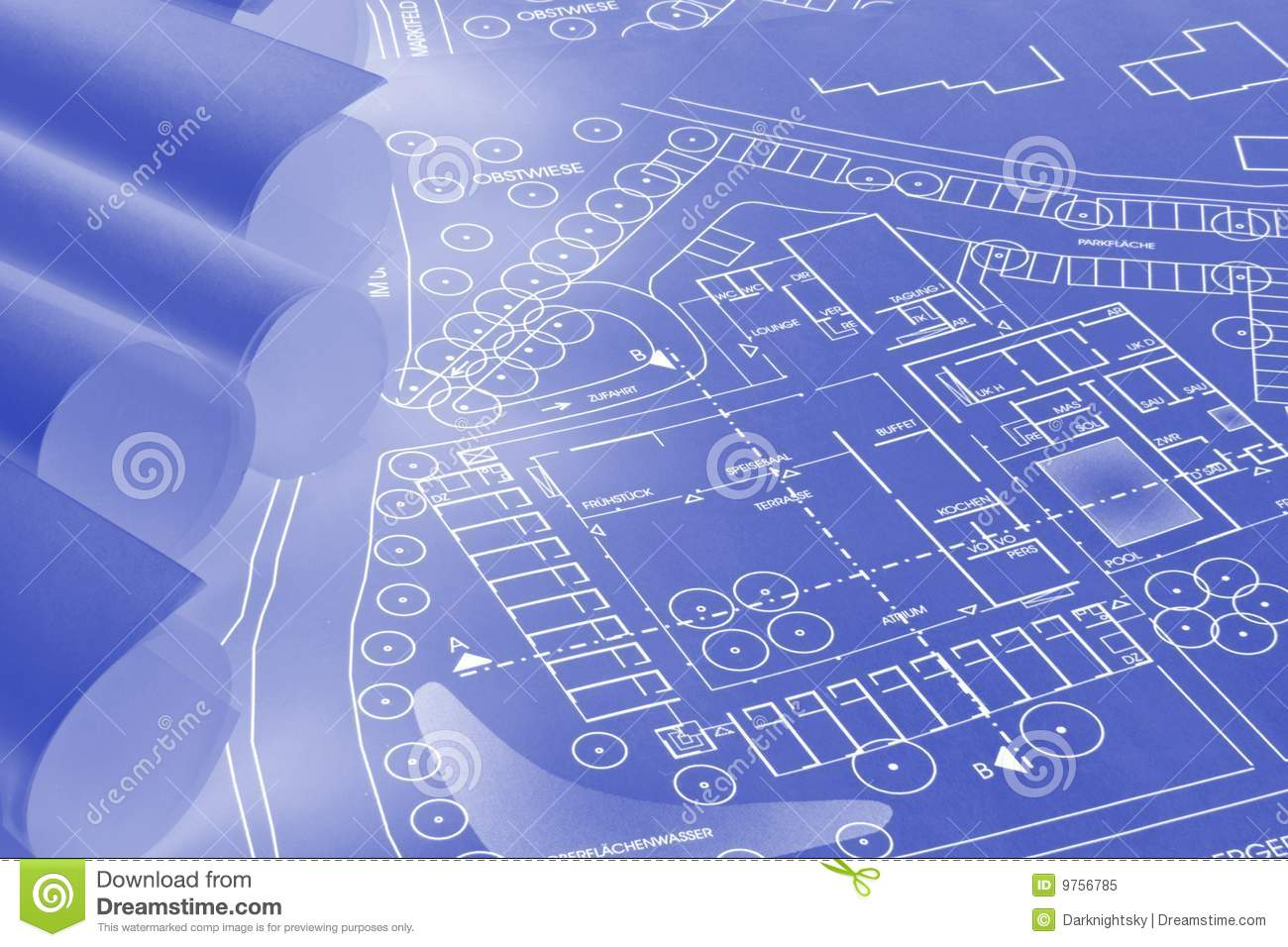 Construction blueprints images blueprint construction thedeco blueprint construction royalty free stock photo image blueprint construction malvernweather Images