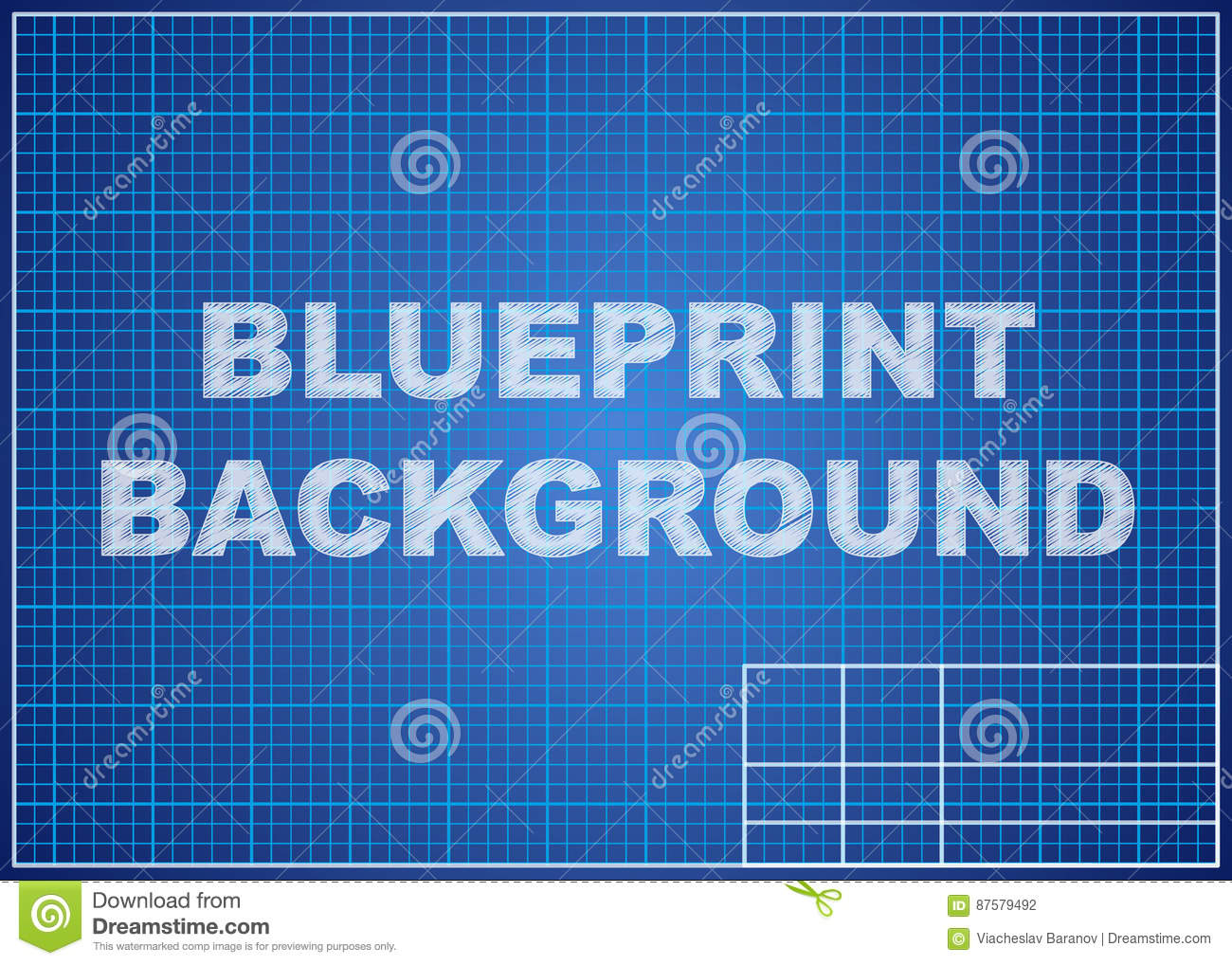 Blueprint background technical design paper stock vector blueprint background technical design paper royalty free vector malvernweather Gallery