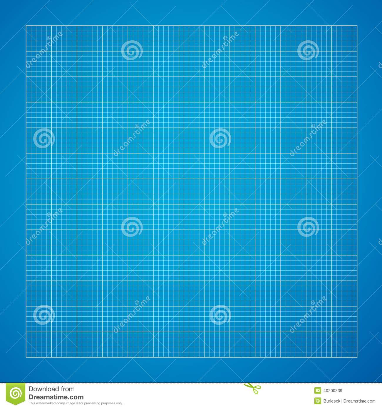 Blueprint Background Stock Vector - Image: 40200339