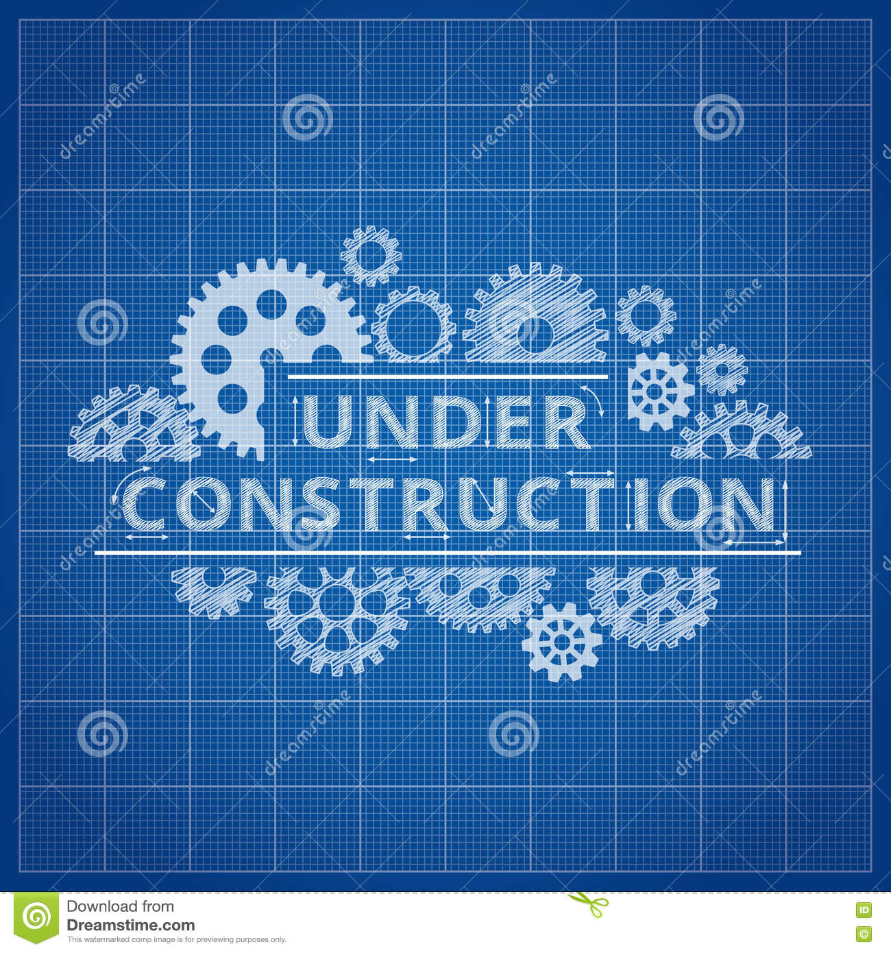 Blueprint website backdrop under construction blue print background blueprint website backdrop under construction blue print background royalty free vector malvernweather Gallery