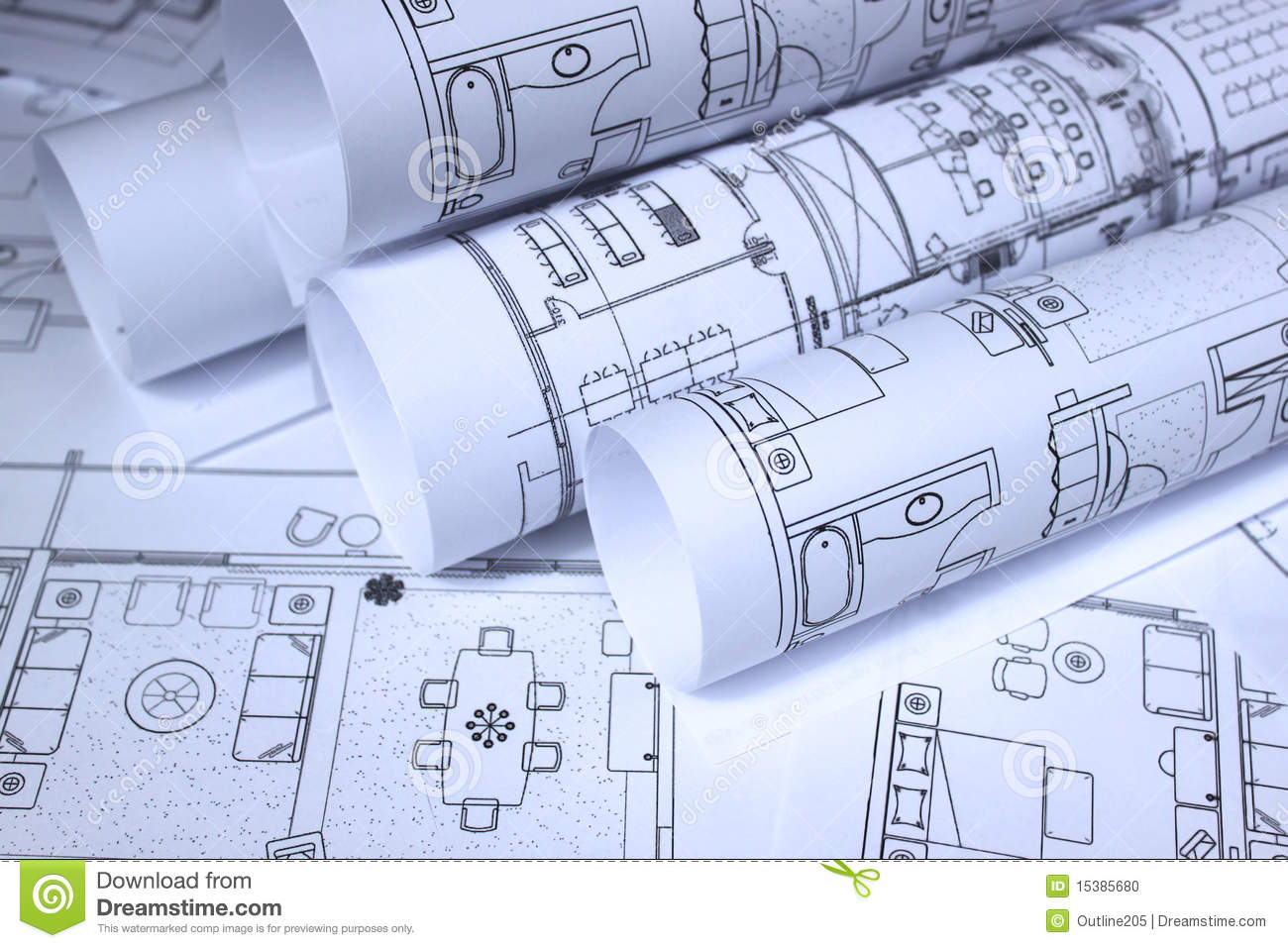 Blueprints For Home, Office Stock Photo - Image of builder ... on plans for garage, plans for sofas, plans for office desk, plans for wall units, plans for great room, plans for laundry rooms, plans for education, plans for powder room, plans for bar,