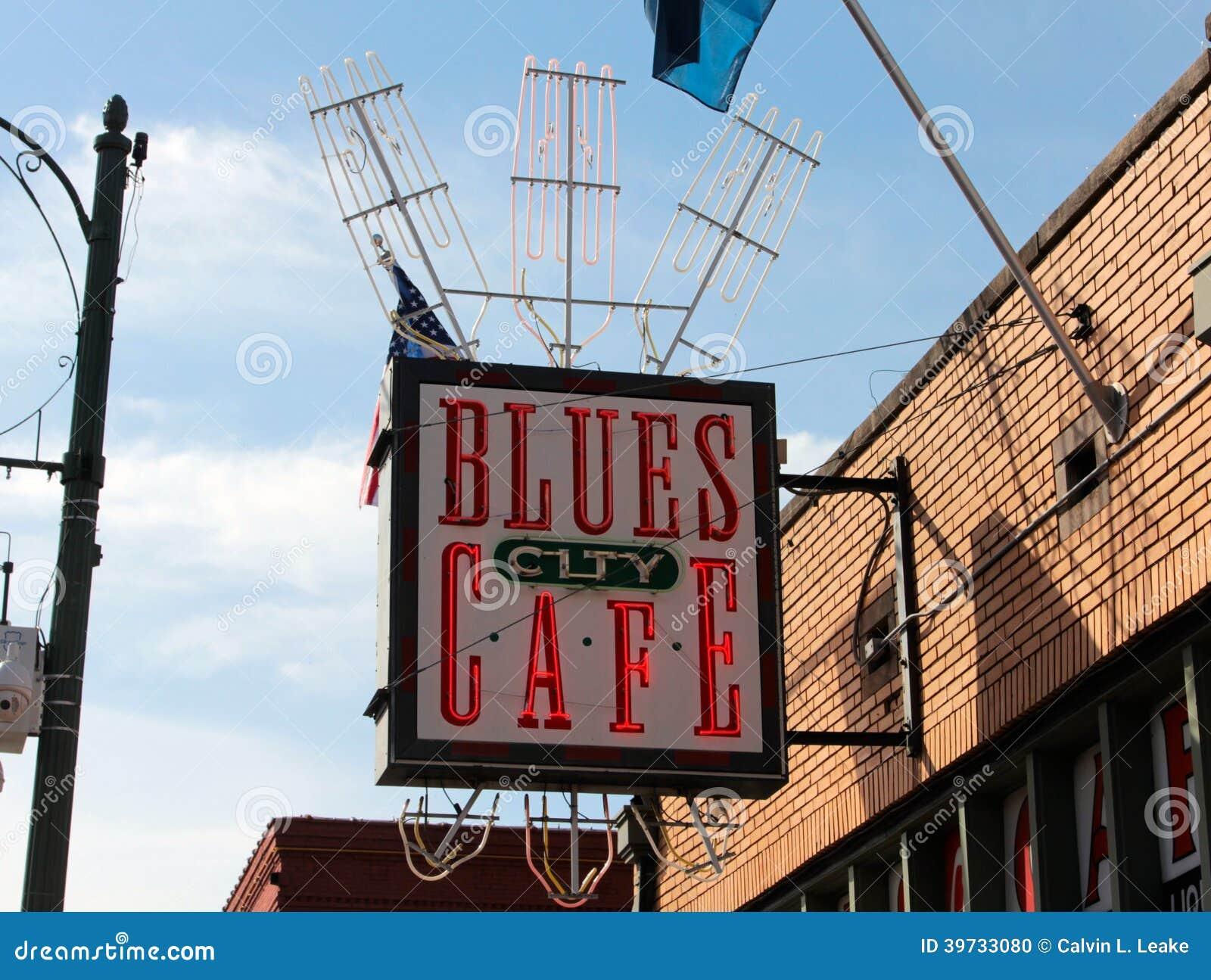 Blues City Cafe Memphis