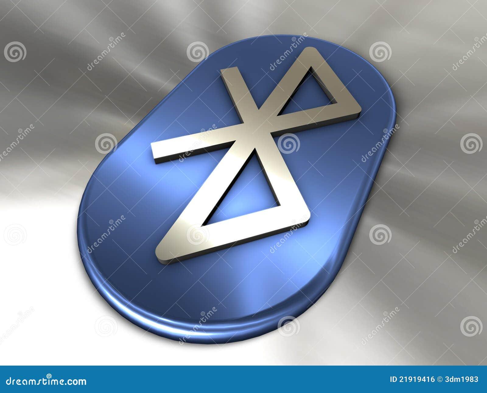 Bluetooth符号
