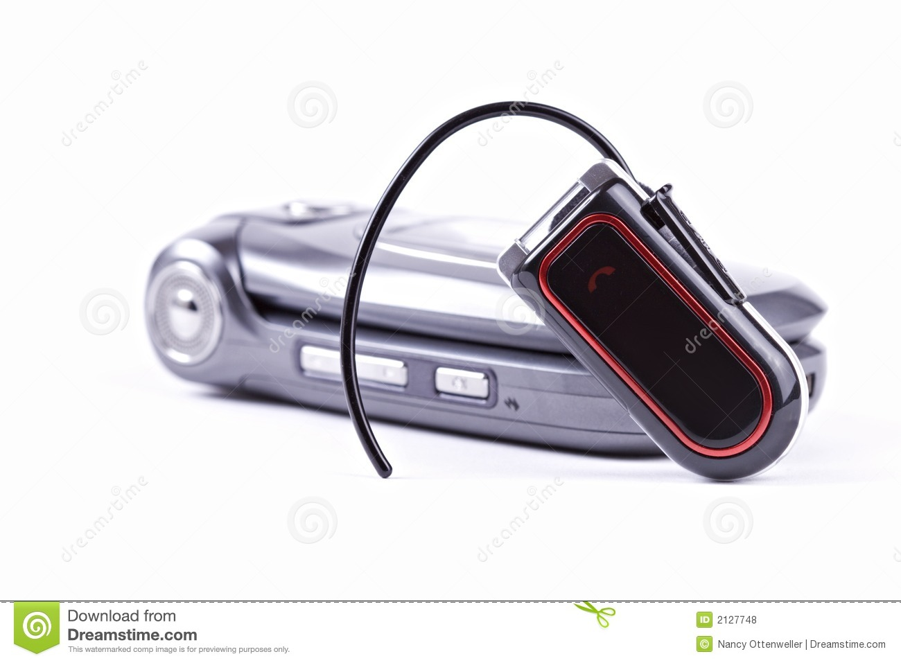Bluetooth Stock Photo Image Of Phone Mobile Phones 2127748