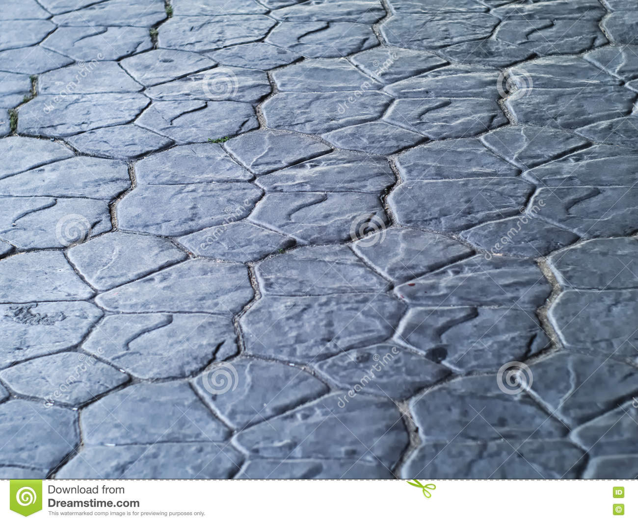 Bluish grey stone floor stock photo. Image of sidewalk - 77250744