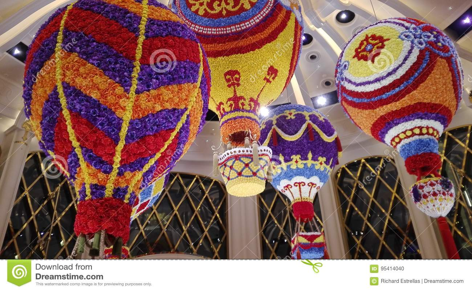 Blume baloon