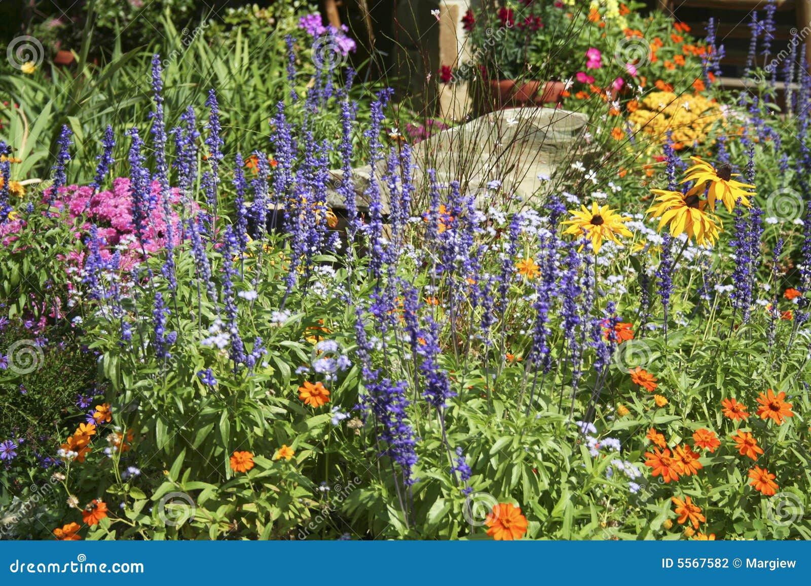 Blumen-Garten