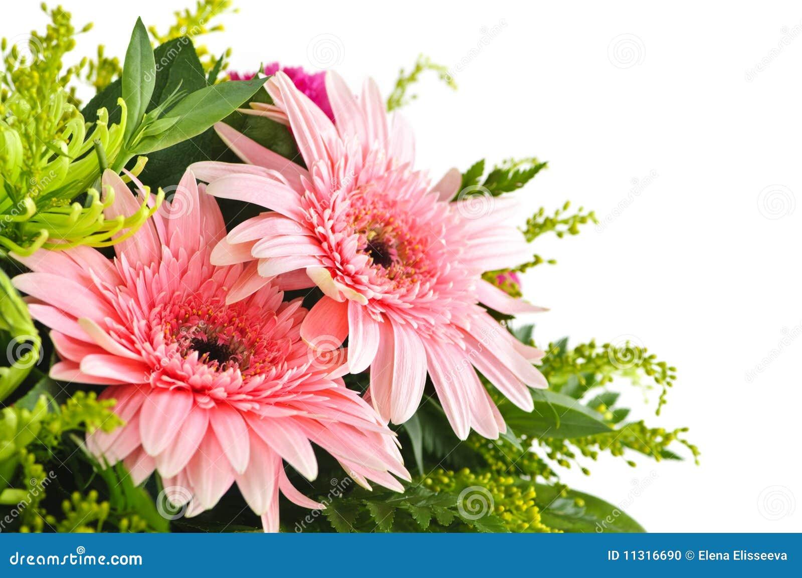 Blumenanordnung