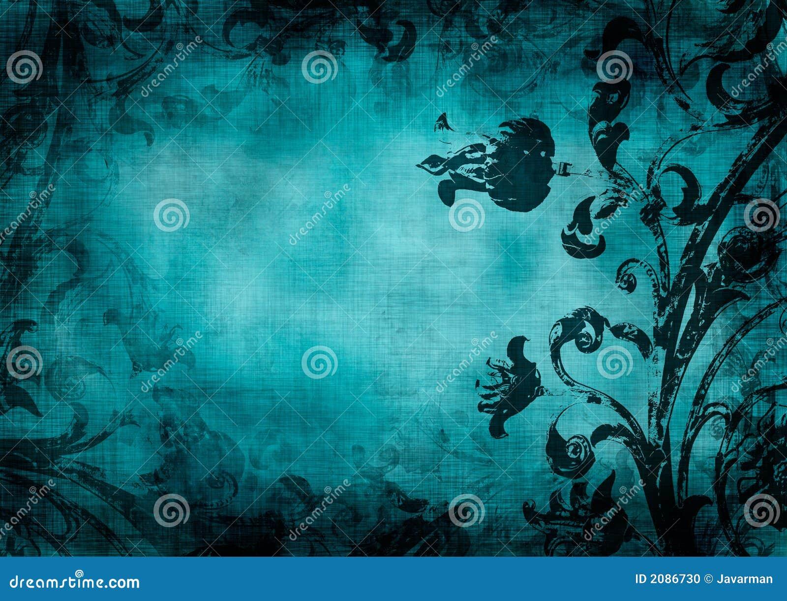 Blumengrunge Hintergrund