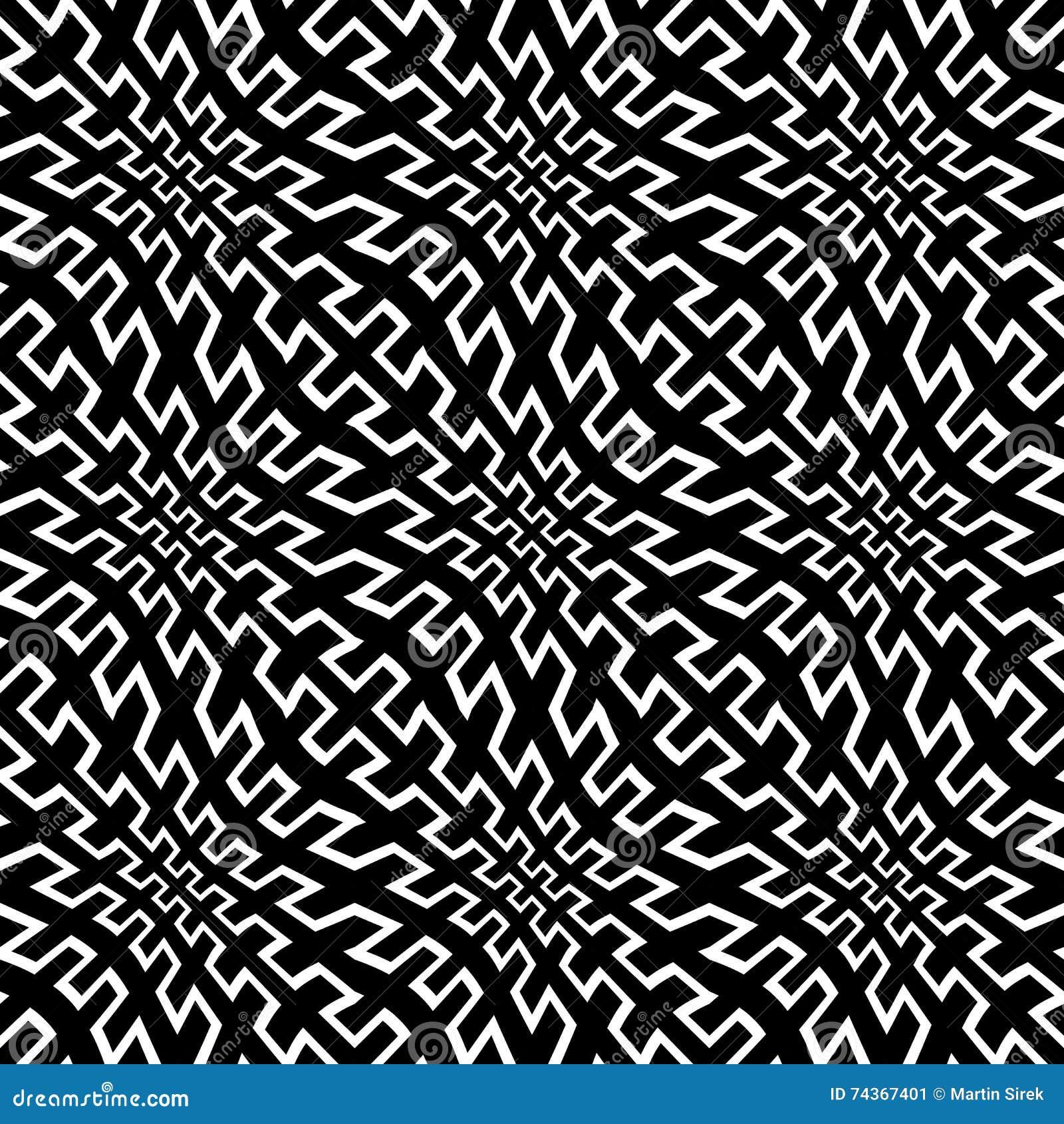 blumenmuster der modernen abstrakten geometrie des vektors. Black Bedroom Furniture Sets. Home Design Ideas
