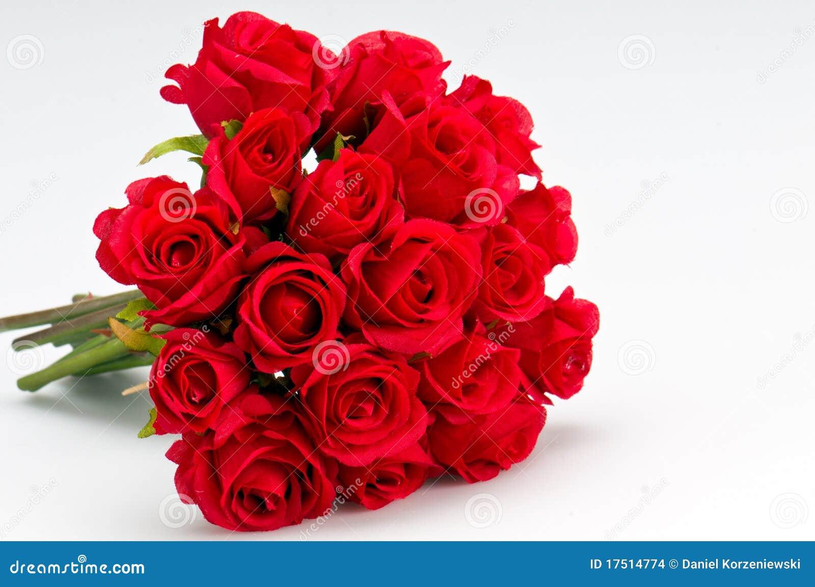 Blumenstrauß der Rosen
