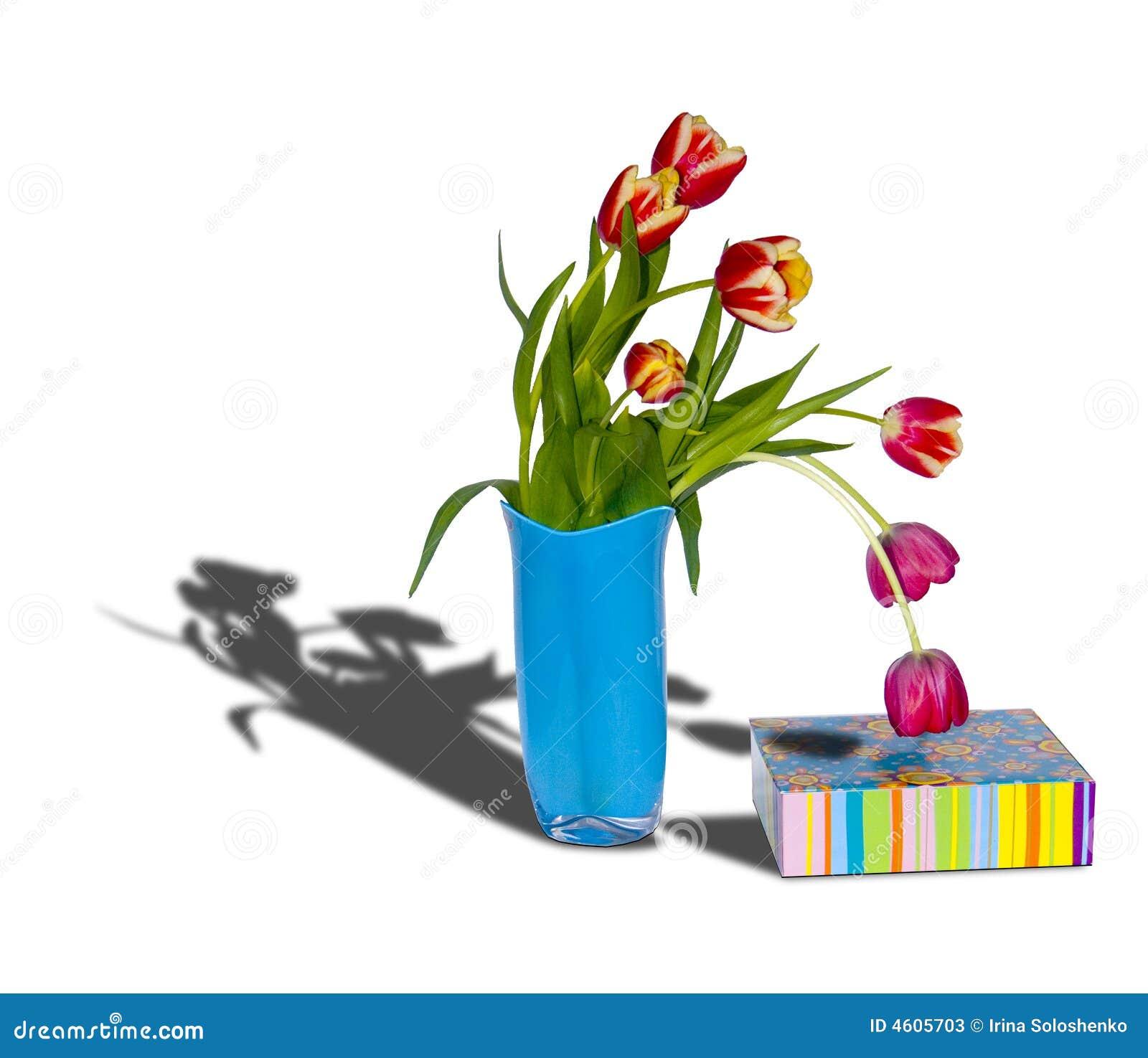 Blumenstrauß durch ein holiday1