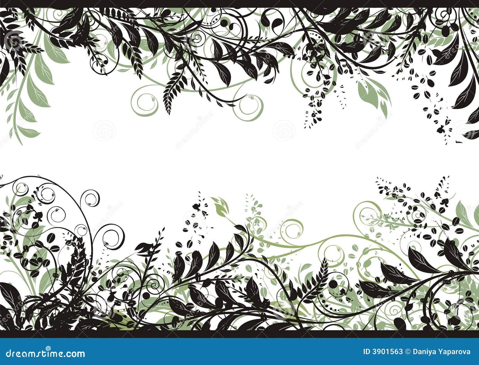 Blumenvektorfeld