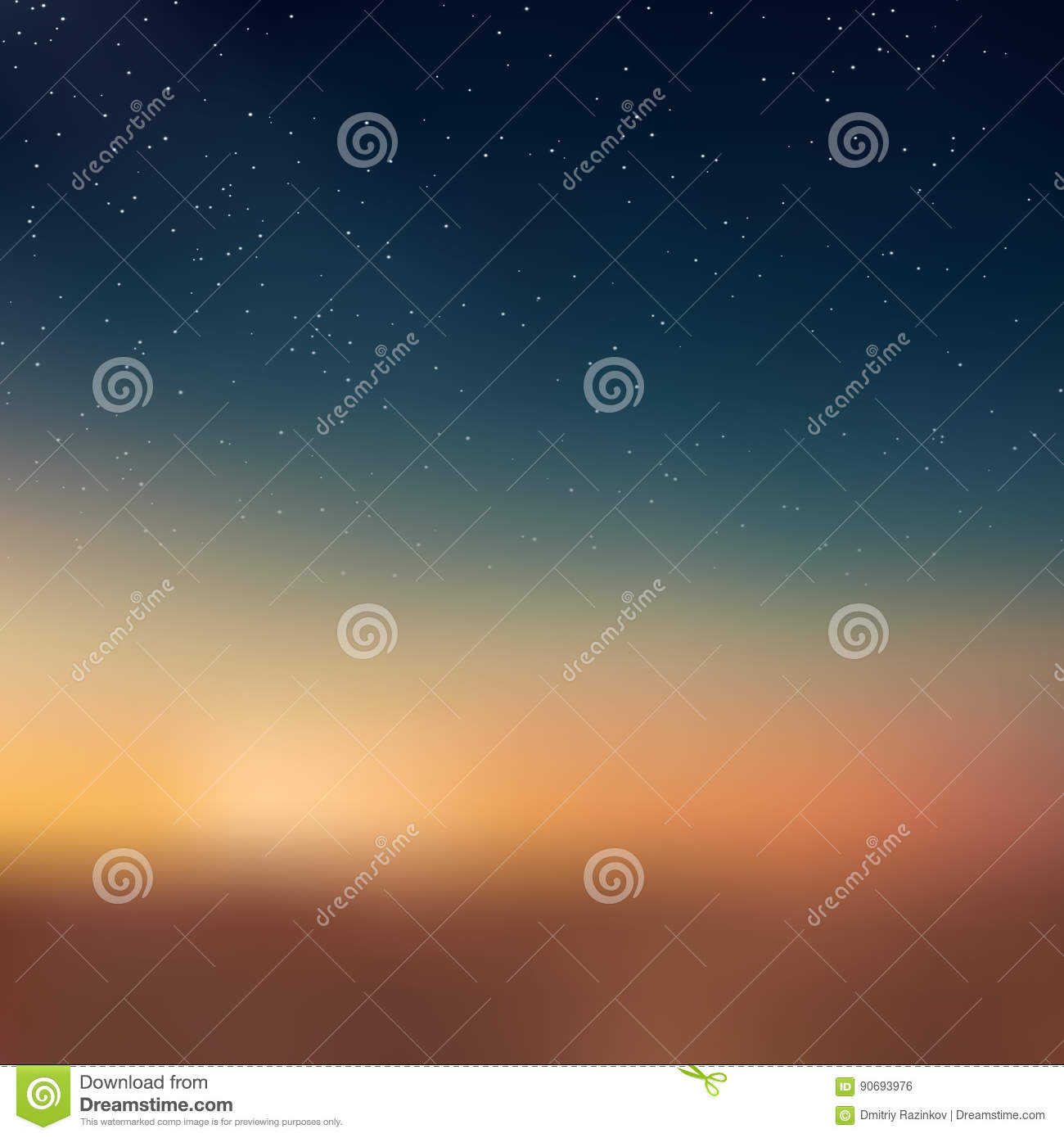 Blur Abstract Background Vector Designcolorful Blurred