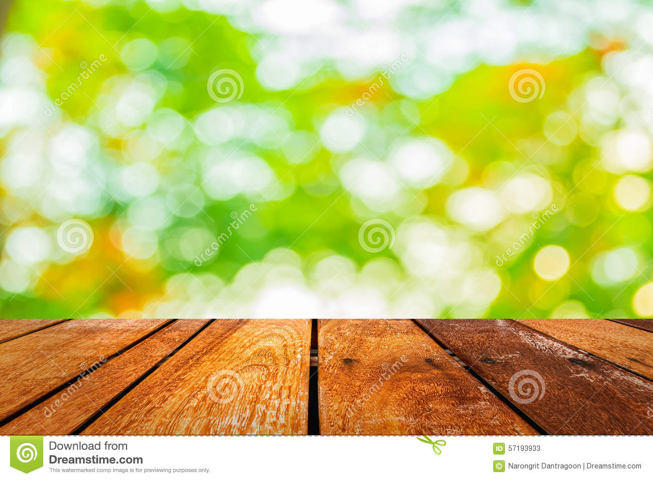 Blur Image Of Abstract Bokeh Of Tree Green Color Background. Stock ...