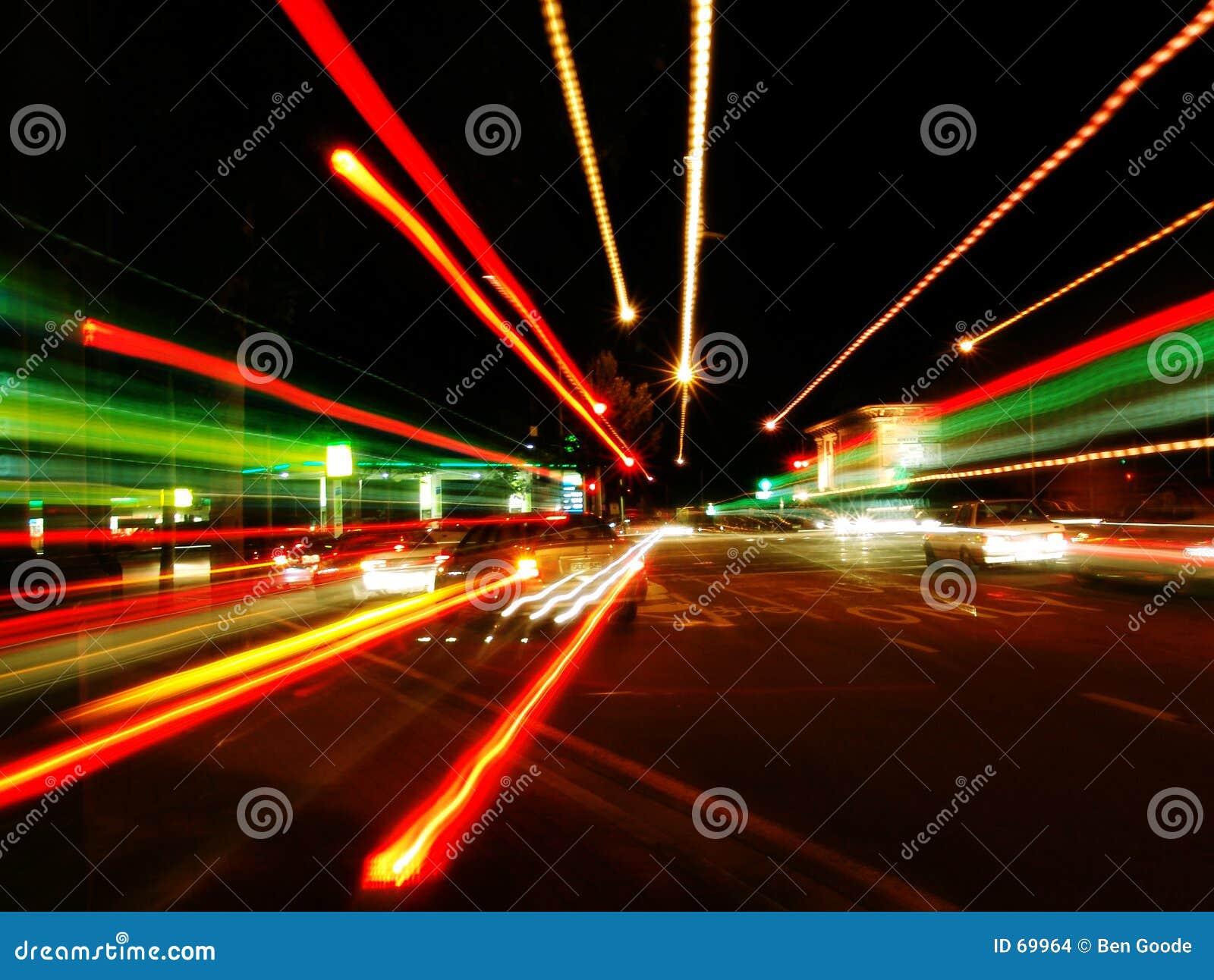 Blur street