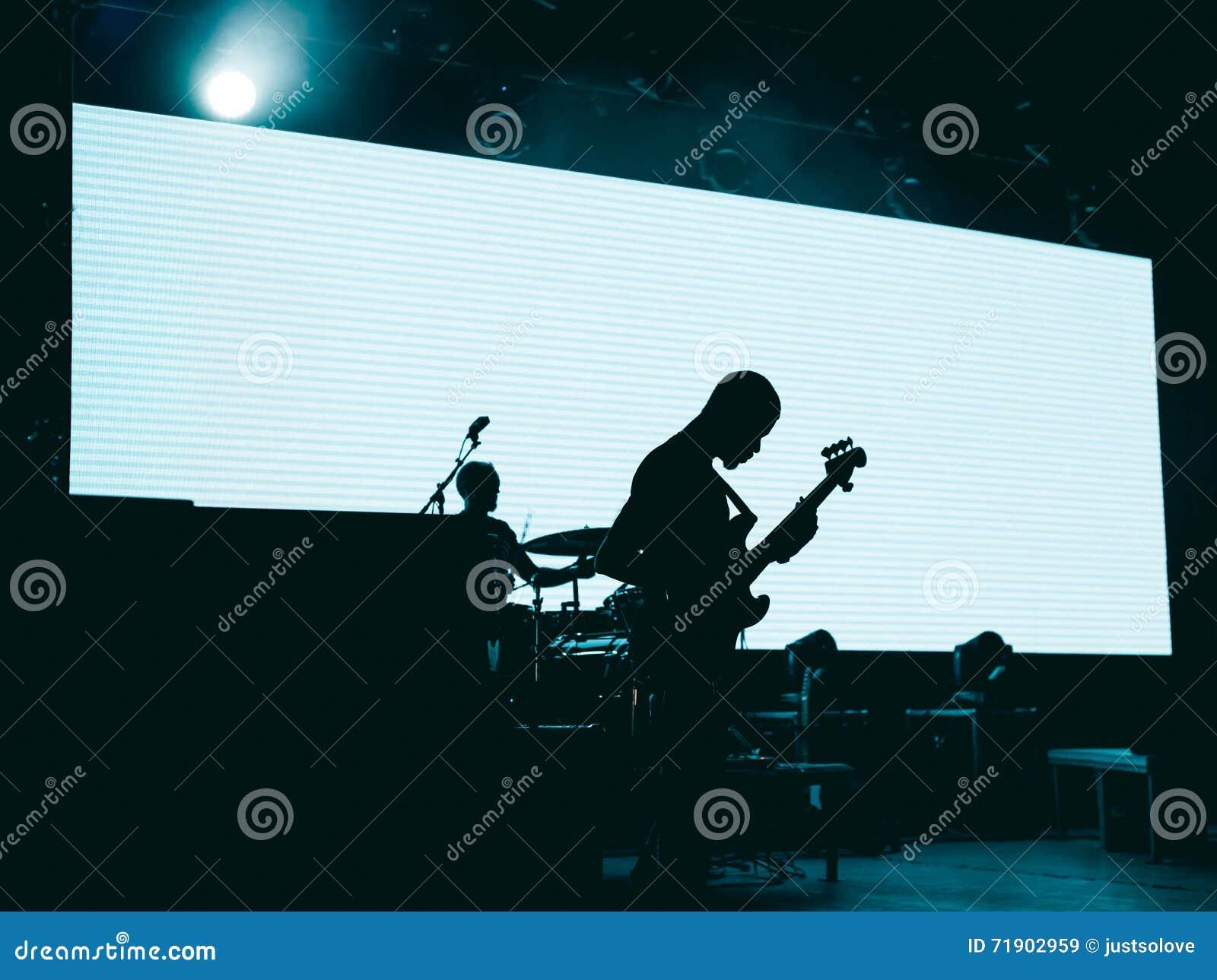 Pics photos rock concert background - Blurred Background Light On Rock Concert