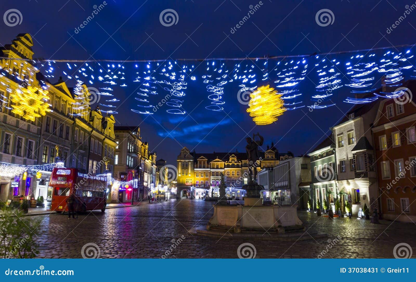 Old Christmas Lights