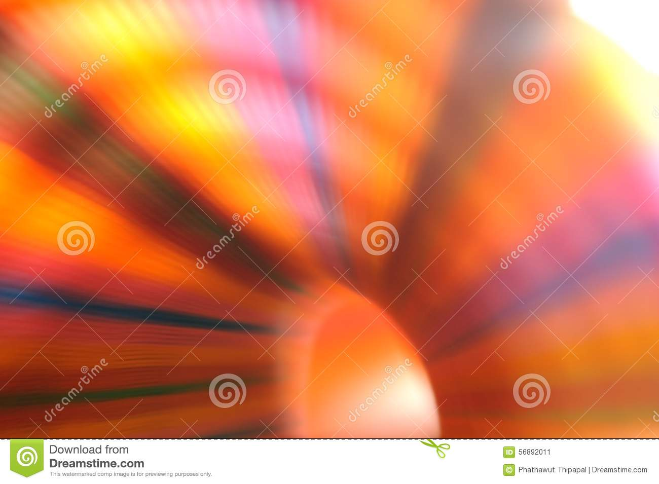 Blurred colourful Paper on background