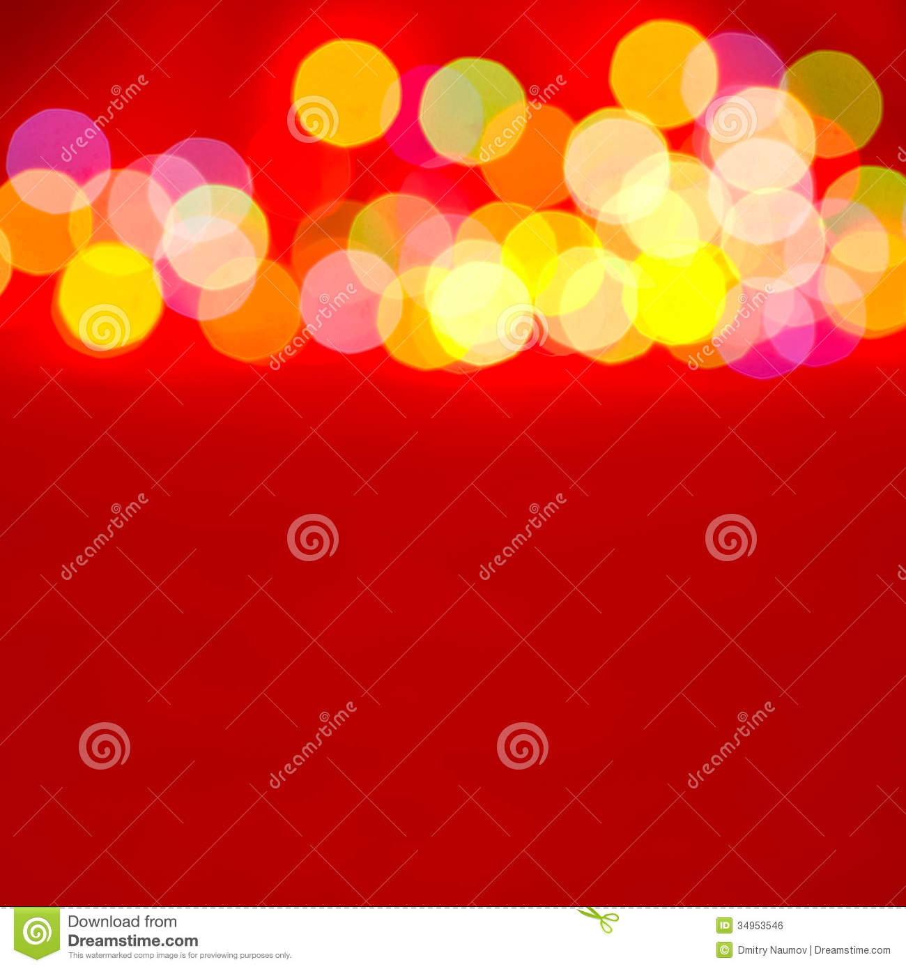 Blurred Lights Royalty Free Stock Image - Image: 34953546