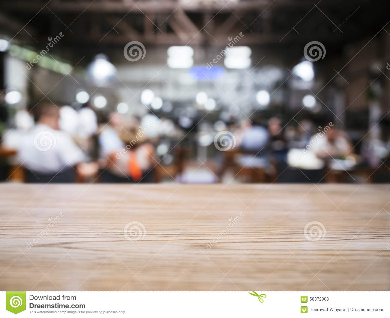 Restaurant Background With People blurred people in restaurant bar cafe background stock photo