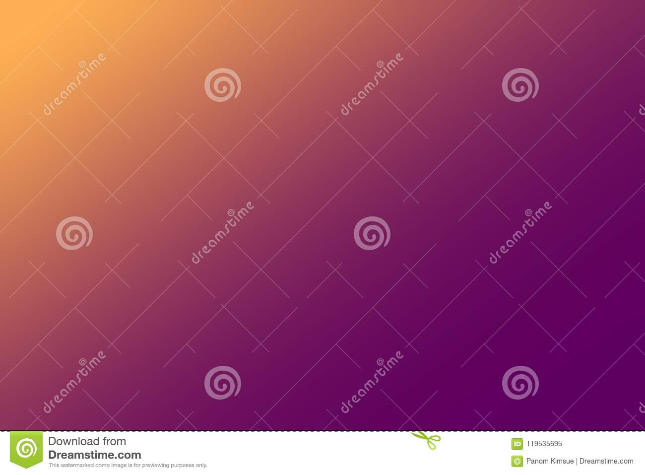 Blurred Yellow And Purple Color Background Abstract Gradient Desktop Wallpaper Design For Your Content