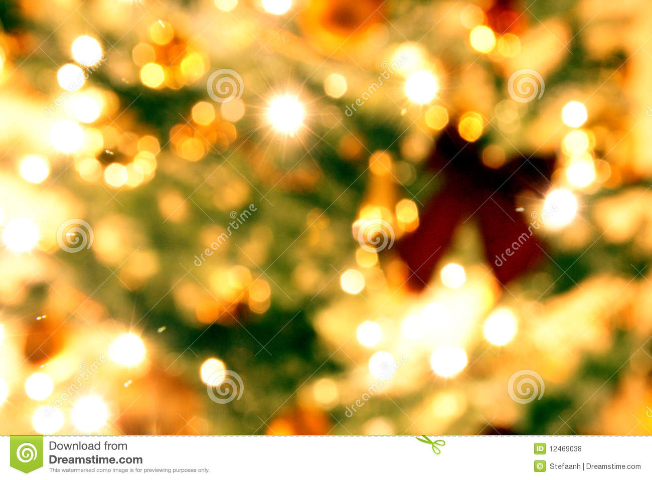 Blurry Christmas Tree Background Royalty Free Stock Photos - Image ...