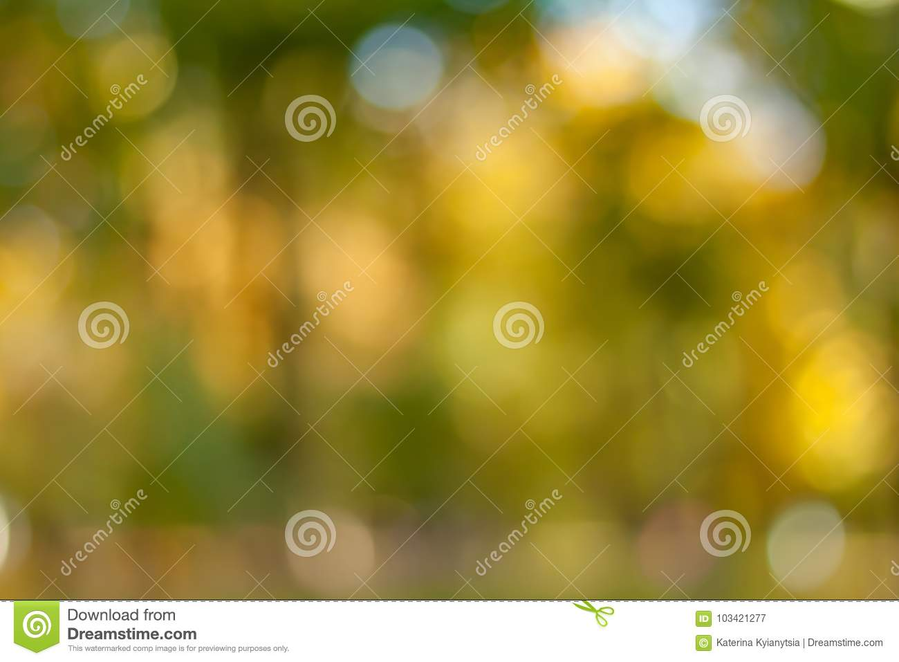 Blurry nature wallpaper. stock image. Image of lovely ...