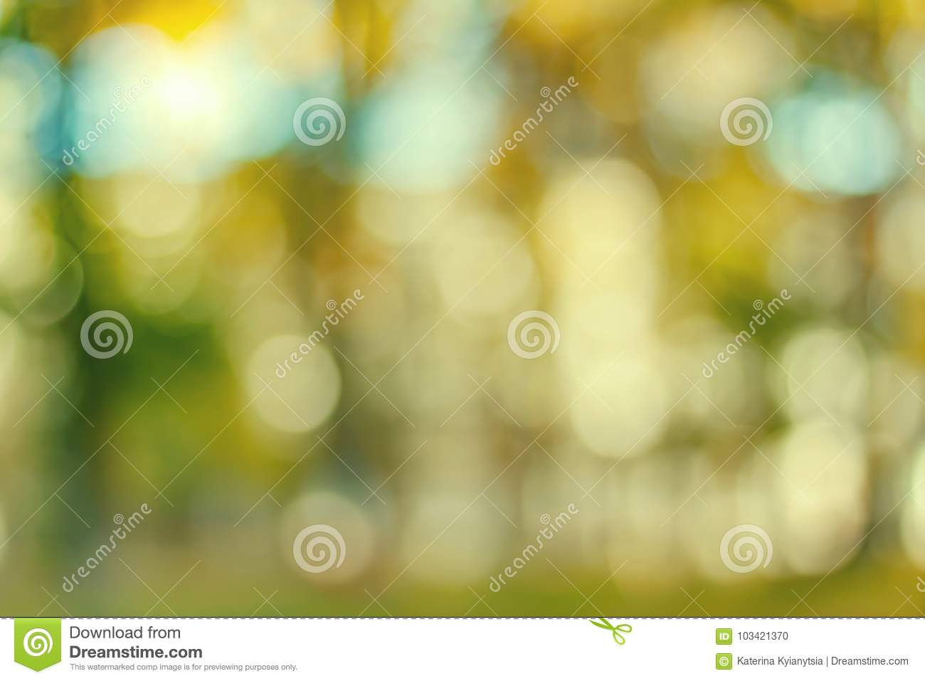 Blurry nature wallpaper. stock photo. Image of bright ...