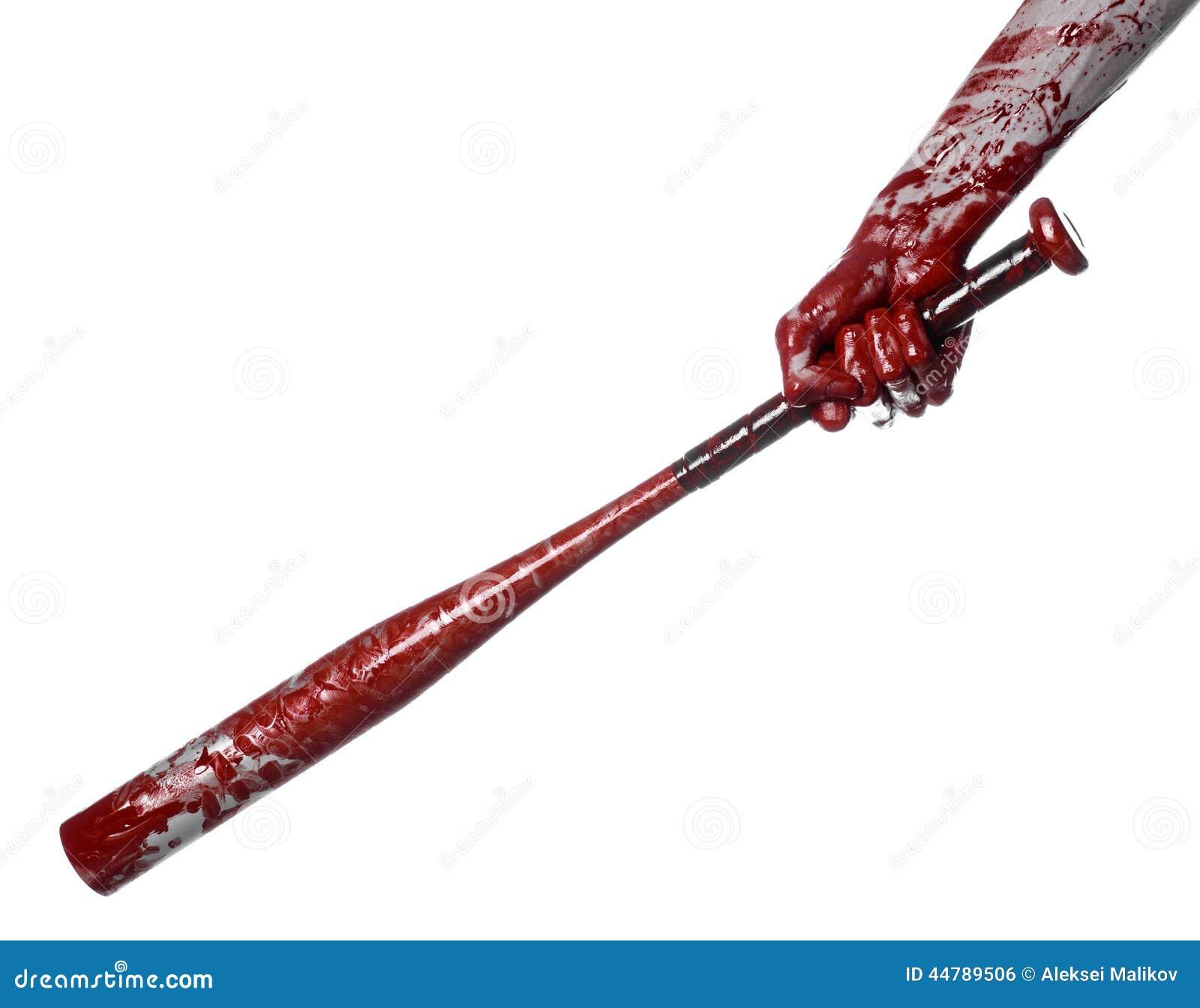 Architektur M Bel blutige die einen baseballschläger einen blutigen baseballschläger schläger blutsport