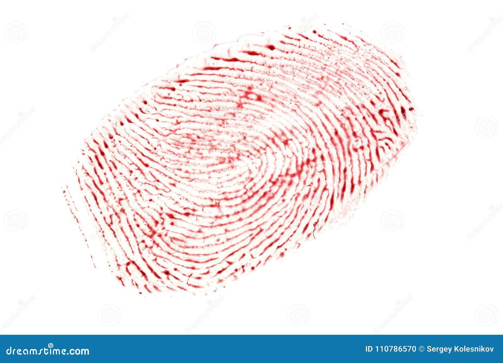 Fingerabdruck Löschen