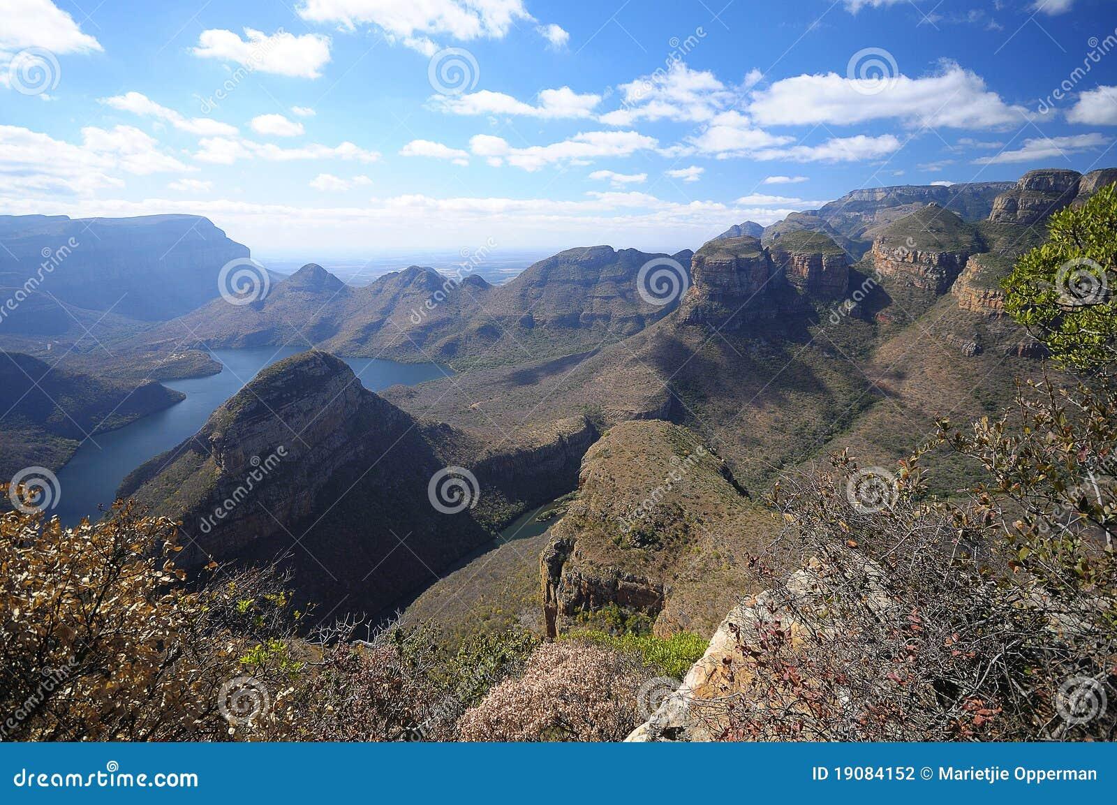 Blyde canyon