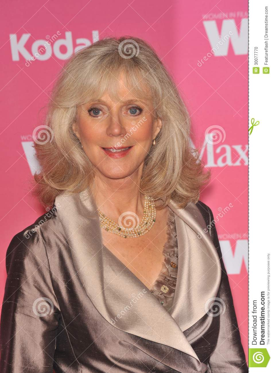blythe danner daughter