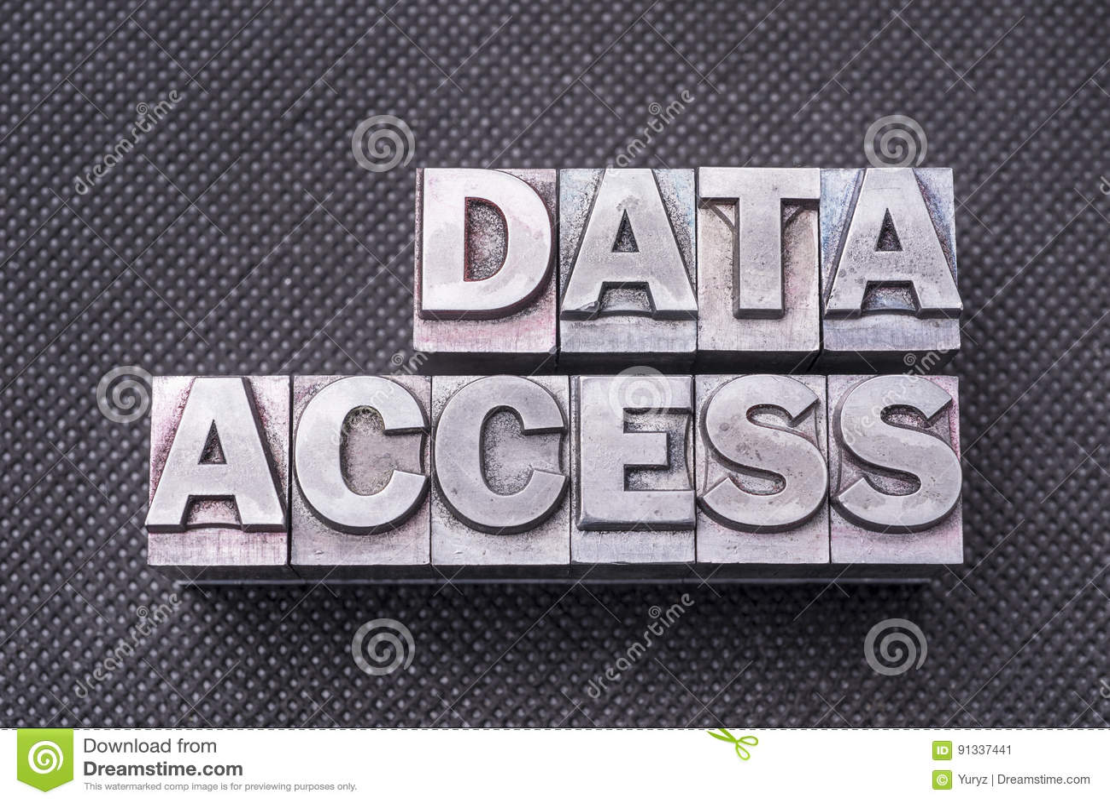 Bm del acceso a datos