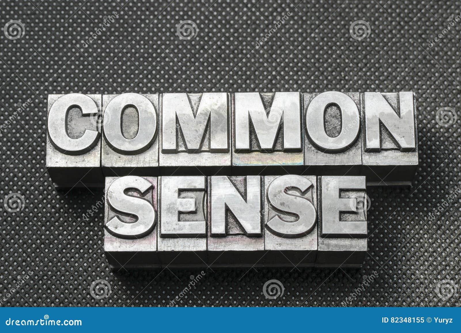 Bm del sentido común