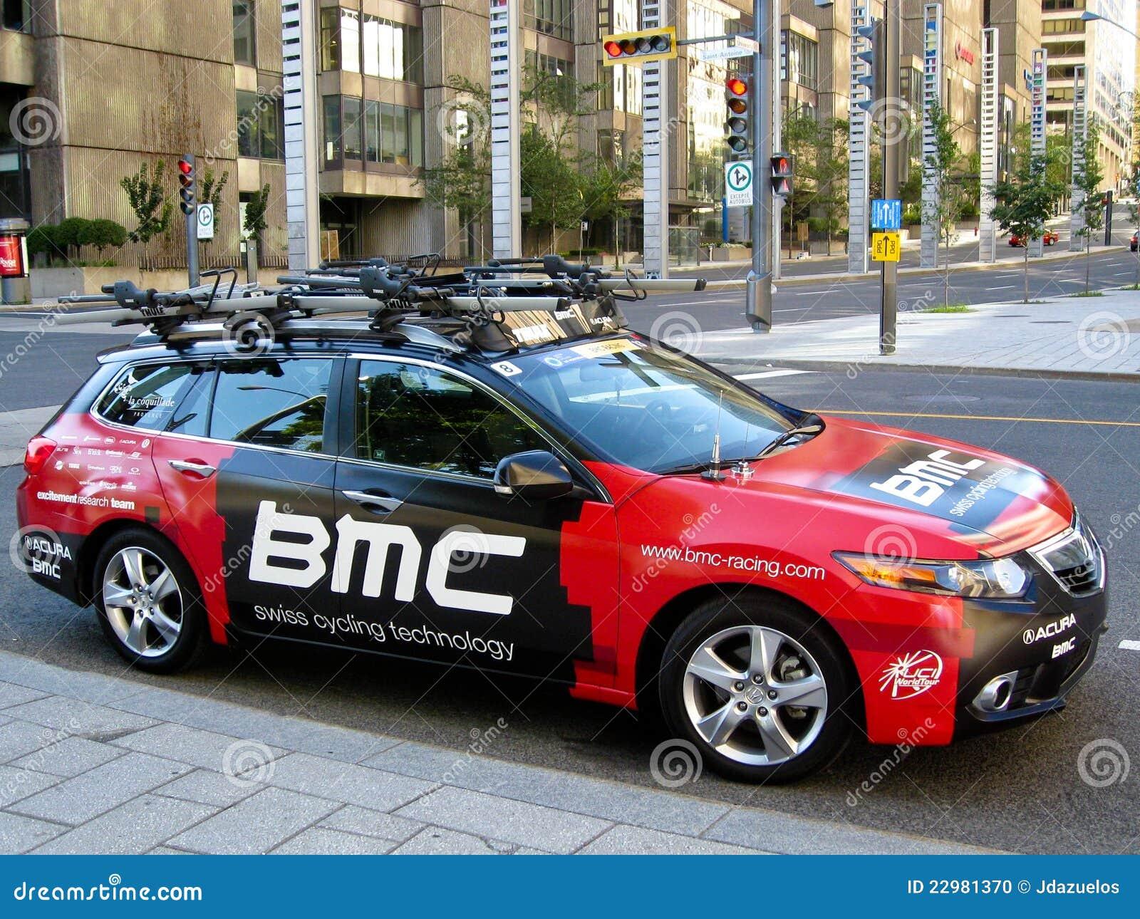 bmc team car editorial image image 22981370. Black Bedroom Furniture Sets. Home Design Ideas