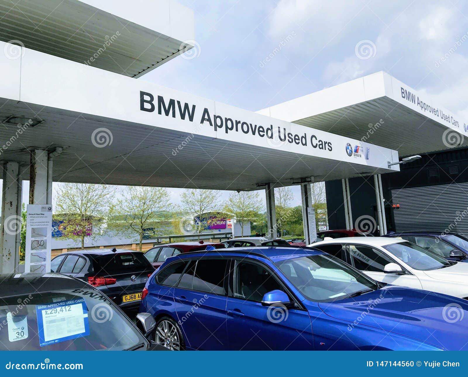 BMW批准了半新车