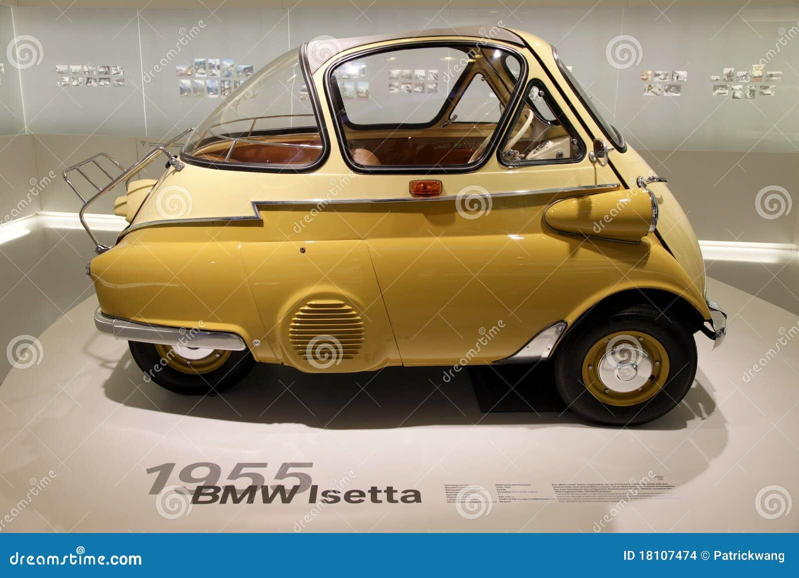 Bmw 1955 Isetta Editorial Stock Image Image 18107474
