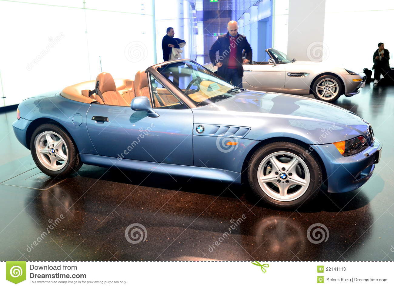 Bmw 1995 Z3 Editorial Stock Photo Image 22141113