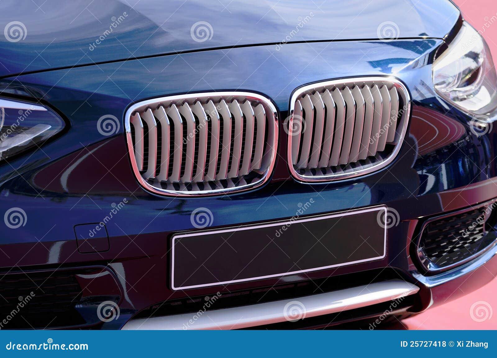 Bmw-bil