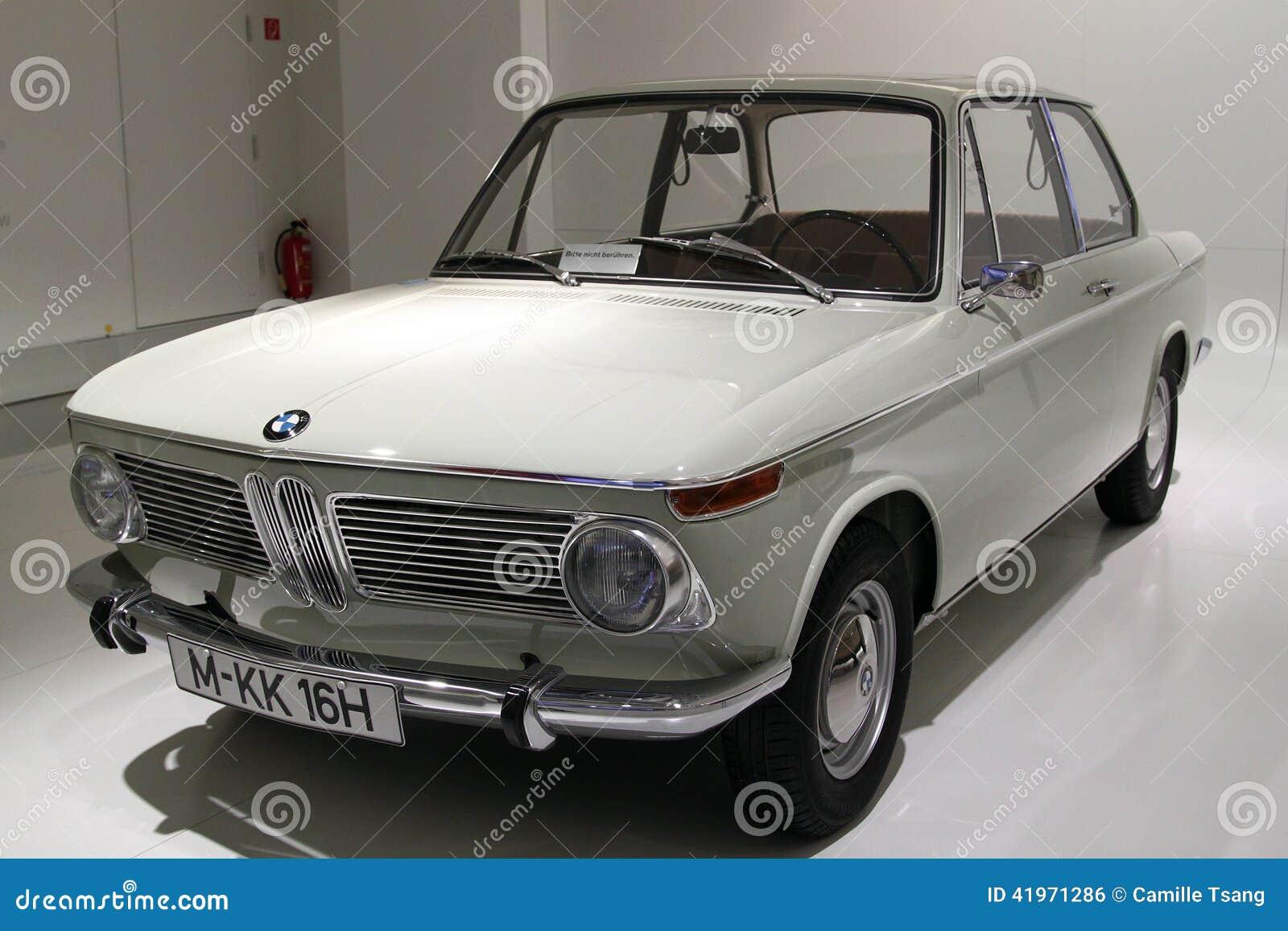 BMW 1600, BMW classic car