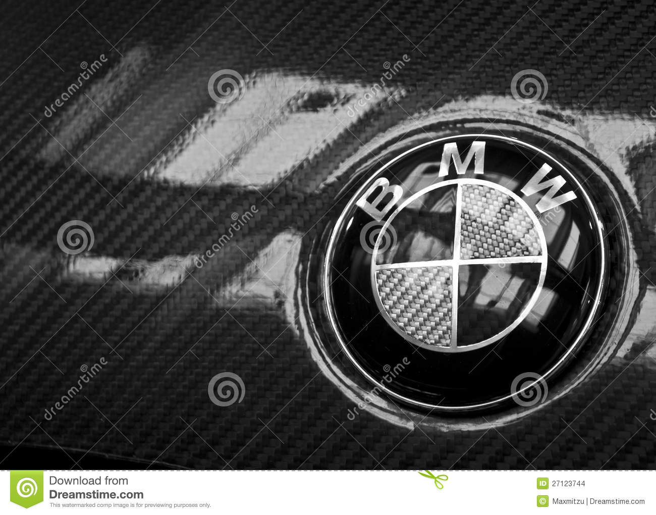 bmw carbon logo editorial stock image image 27123744. Black Bedroom Furniture Sets. Home Design Ideas